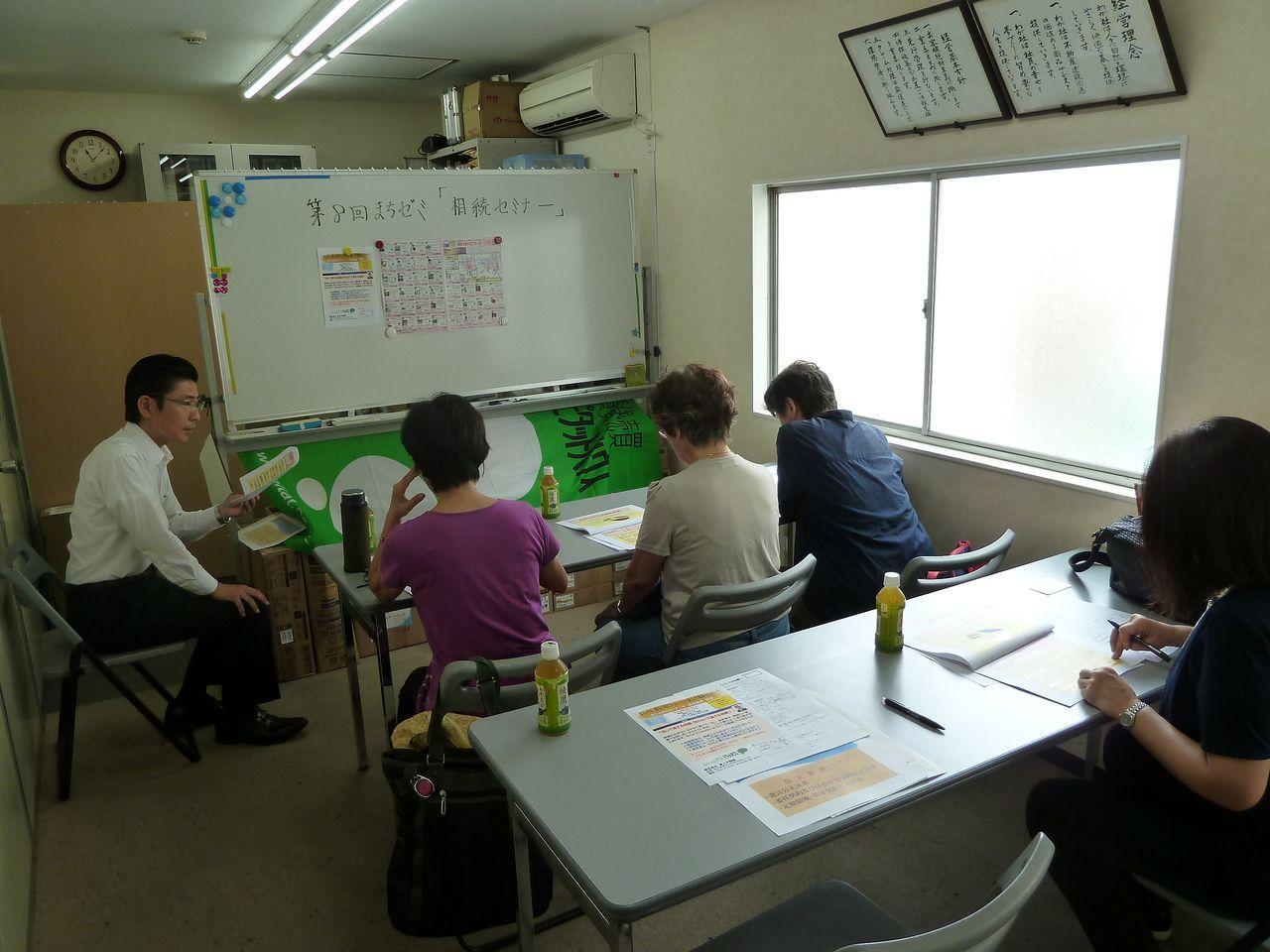 第97回 東上不動産セミナーは、第8回まちゼミの追加講座を開催しました!