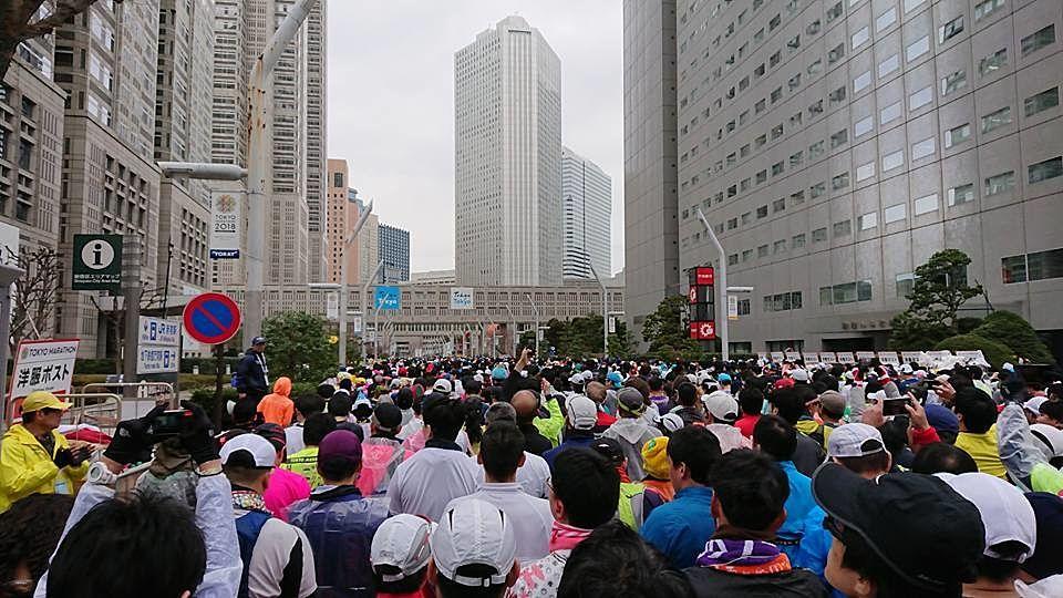 初めて東京マラソンに出場される皆様へ