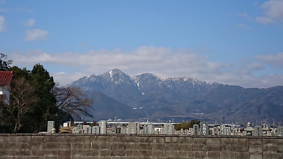 三重県に里帰り