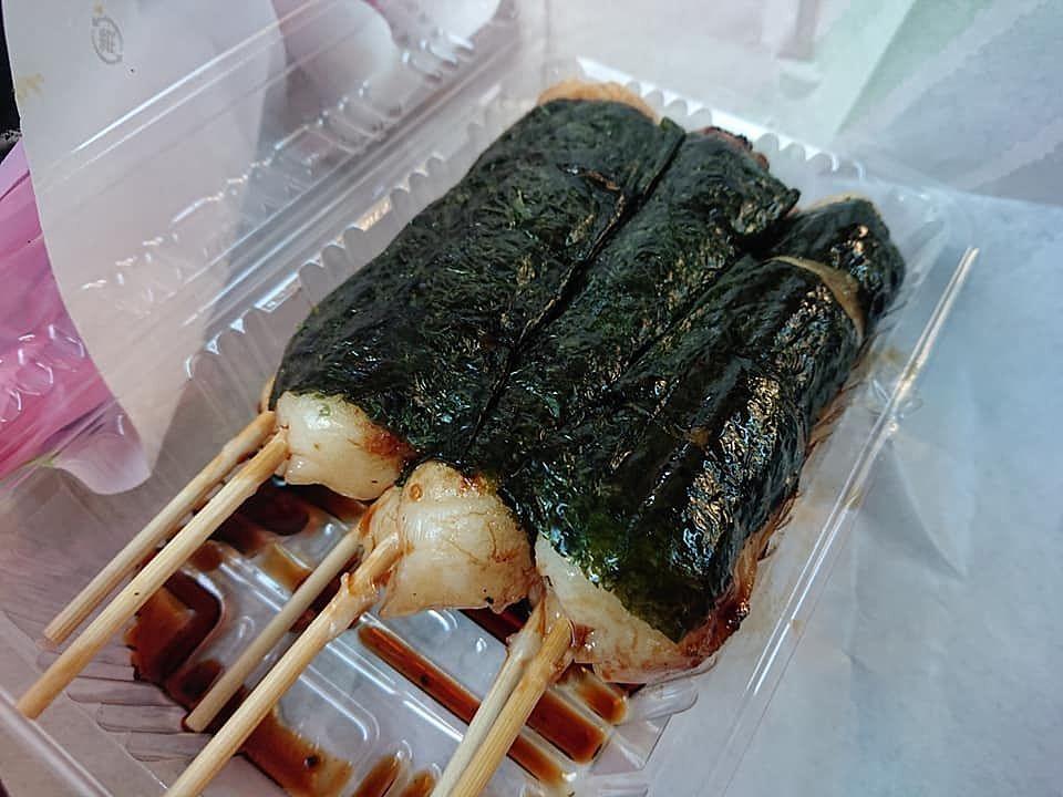 宮千明の焼団子がメッチャ美味しい
