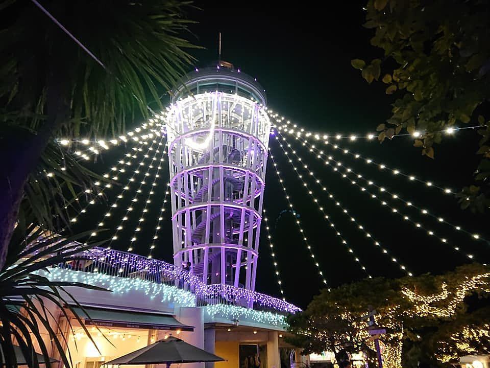 江の島のイルミネーション&ライトアップイベント