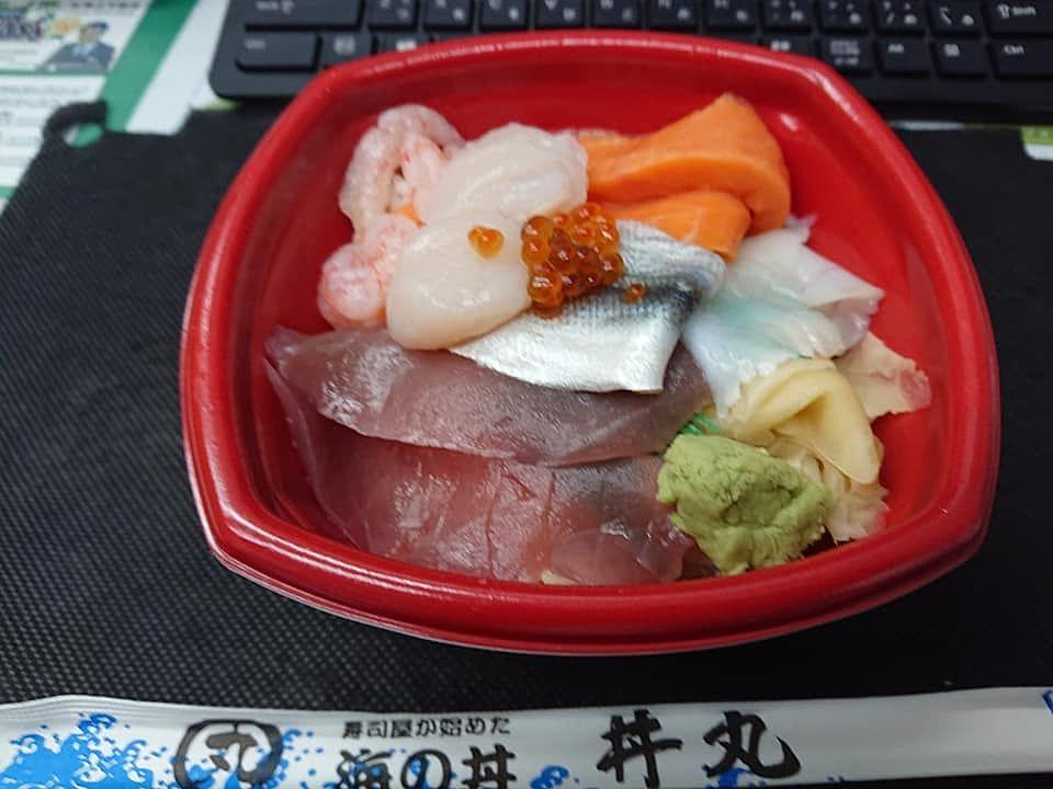 東松山 海鮮丼 丼丸